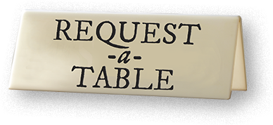Request a Table